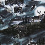 """Ткань для пэчворк (60x110см) 10373-69 из коллекции """"Bringing nature home"""" """"Robert Kaufman""""(США)"""