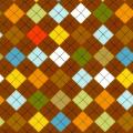 "Ткань для пэчворк (50x55см) 10392-167 из коллекции ""Ремикс"" ""Robert Kaufman""(США)"