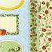 """Ткань для пэчворк (60x110см) 12069-238 из коллекции """"Свежая клубника"""" """"Robert Kaufman""""(США)"""