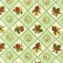 """Ткань для пэчворк 12071-238 из коллекции """"Свежая клубника"""" """"Robert Kaufman""""(США)"""