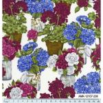 """Ткань для пэчворк 12107-238 из коллекции """"Cottage Flowers"""" """"Robert Kaufman""""(США)"""