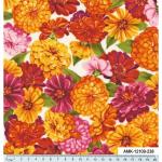 """Ткань для пэчворк 12109-238 из коллекции """"Cottage Flowers"""" """"Robert Kaufman""""(США)"""