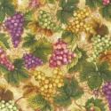 """Ткань для пэчворк 13623-102 из коллекции """"Виноградник"""" """"Robert Kaufman""""(США)"""