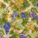 """Ткань для пэчворк 13623-18 из коллекции """"Виноградник"""" """"Robert Kaufman""""(США)"""