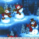 """Ткань для пэчворк 13646-231 из коллекции """"Holly Jolly Xmas"""" """"Robert Kaufman""""(США)"""