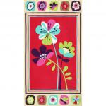 """Ткань фланель (60x110см) 13721-256 из коллекции """"Punch Garden Flannel"""" """"Robert Kaufman""""(США)"""