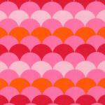 """Ткань для пэчворк (50x55см) 13999-287 из коллекции """"Hello Tokyo"""" """"Robert Kaufman""""(США)"""