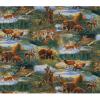 """Ткань для пэчворк (60x110см) 14046-268 из коллекции """"Nature studies"""" """"Robert Kaufman""""(США)"""
