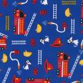"""Ткань для пэчворк (50x55см) 14171-204 из коллекции """"Ruff N Tuff"""" """"Robert Kaufman""""(США)"""