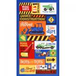 """Ткань для пэчворк (60x110см) 14175-204 из коллекции """"Ruff N Tuff"""" """"Robert Kaufman""""(США)"""