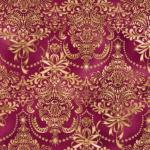 """Ткань для пэчворк 14554-113 из коллекции """"Новогодняя роскошь"""" """"Robert Kaufman""""(США)"""