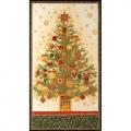 """Ткань для пэчворк (60x110см) 15186-223 из коллекции """"Winters Grandeur"""" """"Robert Kaufman""""(США)"""