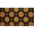 """Ткань для пэчворк (60x110см) 15190-2 из коллекции """"Winters Grandeur"""" """"Robert Kaufman""""(США)"""