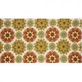 """Ткань для пэчворк (60x110см) 15190-223 из коллекции """"Winters Grandeur"""" """"Robert Kaufman""""(США)"""