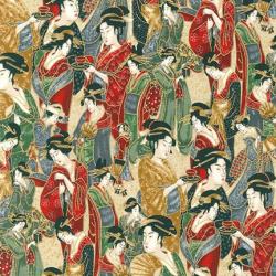 """Ткань для пэчворк (50x55см) 15944-91 из коллекции """"Imperial collection"""" """"Robert Kaufman""""(США)"""