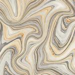 "Ткань для пэчворк (50x55см) 17517-155 из коллекции ""Chalk and charcoal"" ""Robert Kaufman""(США)"