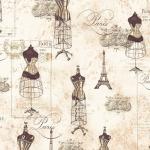 """Ткань для пэчворк (50x55см) 16737-265 из коллекции """"City of lights"""" """"Robert Kaufman""""(США)"""
