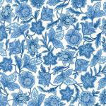 """Ткань для пэчворк (50x55см) 16266-63 из коллекции """"Country manor"""" """"Robert Kaufman""""(США)"""