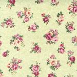 """Ткань для пэчворк (50x55см) 6725-34 из коллекции """"Emma 2"""" """"Robert Kaufman""""(США)"""