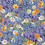 """Ткань для пэчворк (50x55см) 17447-23 из коллекции """"Everyday favorites"""" """"Robert Kaufman""""(США)"""