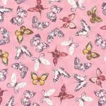 """Ткань для пэчворк (50x55см) 17655-238 из коллекции """"Garden studies"""" """"Robert Kaufman""""(США)"""