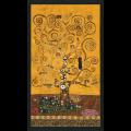 """Ткань для пэчворк (60x110см) 17180-133 из коллекции """"Gustav Klimt"""" """"Robert Kaufman""""(США)"""