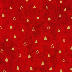 """Ткань для пэчворк (50x55см) 17182-3 из коллекции """"Gustav Klimt"""" """"Robert Kaufman""""(США)"""