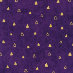 """Ткань для пэчворк (50x55см) 17182-6 из коллекции """"Gustav Klimt"""" """"Robert Kaufman""""(США)"""