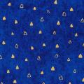 """Ткань для пэчворк (50x55см) 17182-72 из коллекции """"Gustav Klimt"""" """"Robert Kaufman""""(США)"""