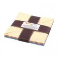 """Набор тканей """"Треугольники Pastel"""" из коллекции """"Kona Cotton"""" """"Robert Kaufman""""(США)"""