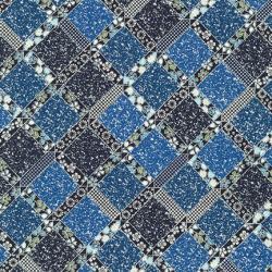 """Ткань для пэчворк (50x55см) 16755-62 из коллекции """"Imperial collection 13"""" """"Robert Kaufman""""(США)"""