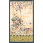 """Ткань для пэчворк (60x110см) 17664-238 из коллекции """"Imperial collection 14"""" """"Robert Kaufman""""(США)"""