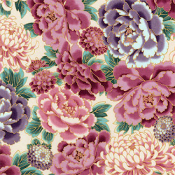 """Ткань для пэчворк (50x55см) 17665-122 из коллекции """"Imperial collection 14"""" """"Robert Kaufman""""(США)"""