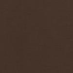 """Ткань для пэчворк (50x55см) Chocolate из коллекции """"Kona Cotton"""" """"Robert Kaufman""""(США)"""