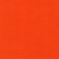 "Ткань для пэчворк (50x55см) Tangerine из коллекции ""Kona Cotton"" ""Robert Kaufman""(США)"