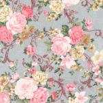 """Ткань для пэчворк (50x55см) 16988-186 из коллекции """"Lady Elizabeth"""" """"Robert Kaufman""""(США)"""