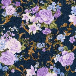 """Ткань для пэчворк (50x55см) 16988-201 из коллекции """"Lady Elizabeth"""" """"Robert Kaufman""""(США)"""