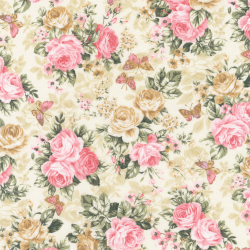 """Ткань для пэчворк (50x55см) 16993-200 из коллекции """"Lady Elizabeth"""" """"Robert Kaufman""""(США)"""