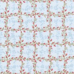 """Ткань для пэчворк (50x55см) 16439-63 из коллекции """"Le Jardin Parisien"""" """"Robert Kaufman""""(США)"""