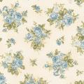 """Ткань для пэчворк (50x55см) 16441-15 из коллекции """"Le Jardin Parisien"""" """"Robert Kaufman""""(США)"""