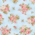 """Ткань для пэчворк (50x55см) 16441-63 из коллекции """"Le Jardin Parisien"""" """"Robert Kaufman""""(США)"""