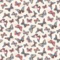 """Ткань для пэчворк (50x55см) 17690-12 из коллекции """"London calling"""" """"Robert Kaufman""""(США)"""
