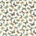 """Ткань для пэчворк (50x55см) 17690-287 из коллекции """"London calling"""" """"Robert Kaufman""""(США)"""
