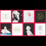 "Ткань для пэчворк (60x110см) 17197-121 из коллекции ""Marilyn Monroe"" ""Robert Kaufman""(США)"