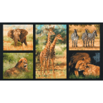 """Ткань для пэчворк (60x110см) 16299-286 из коллекции """"Nature studies"""" """"Robert Kaufman""""(США)"""
