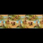 """Ткань для пэчворк (60x110см) 16300-286 из коллекции """"Nature studies"""" """"Robert Kaufman""""(США)"""