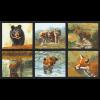 """Ткань для пэчворк (60x110см) 16301-268 из коллекции """"Nature studies"""" """"Robert Kaufman""""(США)"""