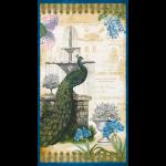 """Ткань для пэчворк (60x110см) 16940-199 из коллекции """"Palais Jardin"""" """"Robert Kaufman""""(США)"""