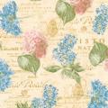 """Ткань для пэчворк (50x55см) 16941-199 из коллекции """"Palais Jardin"""" """"Robert Kaufman""""(США)"""