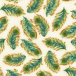 "Ткань для пэчворк (50x55см) 16942-15 коллекции ""Palais Jardin"" ""Robert Kaufman""(США)"